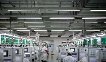 foxconn offers to train americans on...