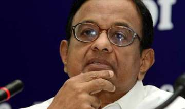 gas price at about 8 chidambaram hints lowering...