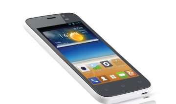 gionee pioneer p2s launched at rs 6 499 - India TV