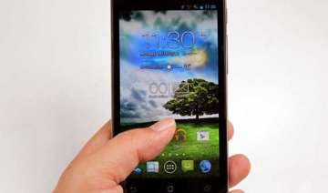global cellphone sales down people buying...