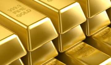 gold slips from nearly 4 month high down rs. 475...