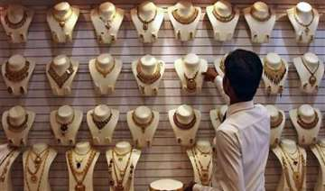 gold regains record level of rs 29 540 - India TV