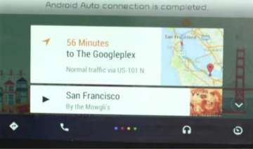 google s new android auto links your car and...