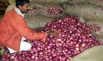 govt hikes mep of onions by 30 a tonne - India TV