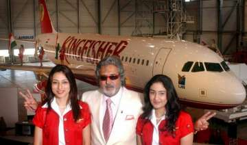 grounded kingfisher airlines net loss widens at...