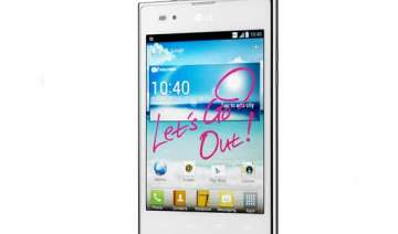 hands on lg optimus vu p895 - India TV