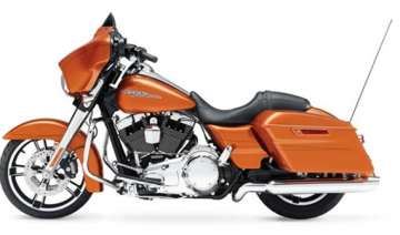 harley davidson launches 2014 street glide in...