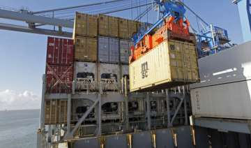 high exports low imports bring down trade deficit...