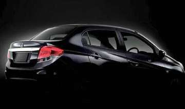 honda s first diesel sedan in india is amaze -...