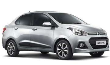 hyundai xcent launched in india at rs 4.66 lakh -...