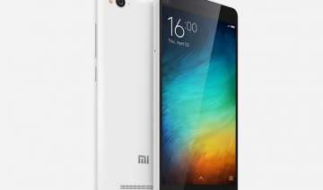 xiaomi mi 4i launched in india at rs 12 999 -...