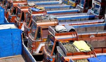 truckers strike enters 5th day deadlock continues...