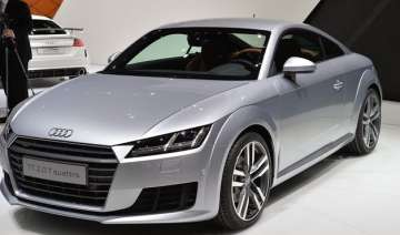 audi launches tt coupe priced at rs 60.3 lakh -...