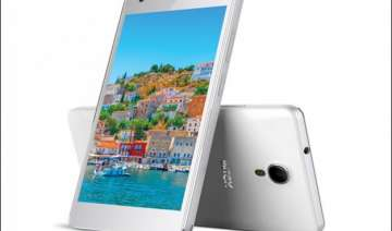 intex launches cloud m6 16gb smartphone...