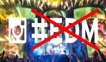 now instagram bans edm hashtag - India TV