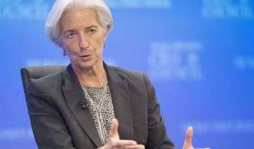 imf chief says india growth bright spot - India TV
