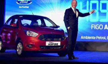 in pics ford launches figo aspire starting at rs...