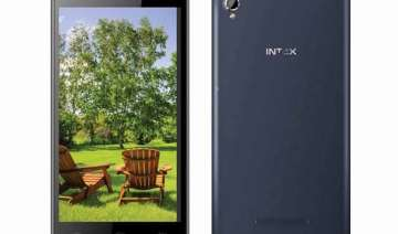 intex rolls out aqua dream at rs 10 390 - India TV