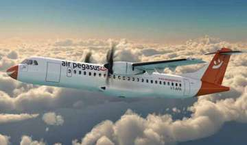 air pegasus begins commercial operations - India...