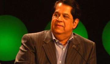 kv kamath appointed as the first chief of brics...