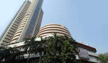 sensex surges 158 points in late morning trade -...