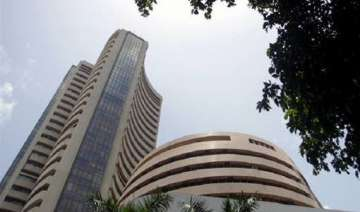 sensex nifty post biggest daily gain in 8 months...