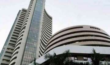 sensex trades flat in early session - India TV