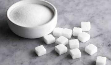 sugar furtures ascent due to upsurge in spot...