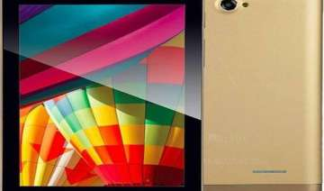 iball slide 3g q45 voice calling tablet launched...