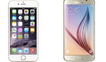 iphone 6 vs samsung galaxy s6 a comparison -...