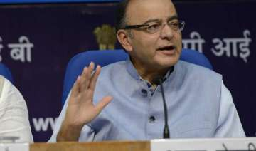 arun jaitley to interact with top tax officials...