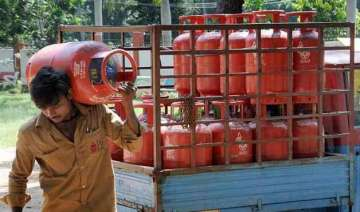 non subsidised lpg rate cut by rs 5 atf to cost...