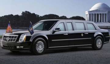 meet the beast us president obama s cadillac that...