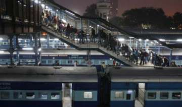 railways to launch app on wednesday for paperless...