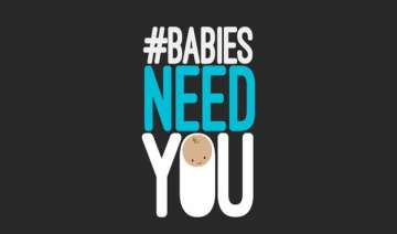 unicef launches babiesneedyou a campaign to...