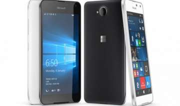 microsoft launches lumia 650 with aluminum and...