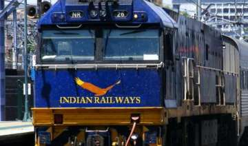 indian railways for 100 per cent transparency in...