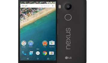 google launches lg nexus 5x with android...