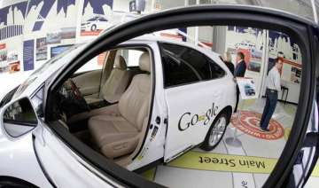 google expects public to be using driverless cars...
