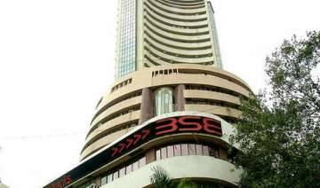 sensex slips below 27k level tumbles 295 pts on f...