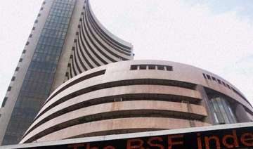 sensex rises 137 pts in early trade on capital...