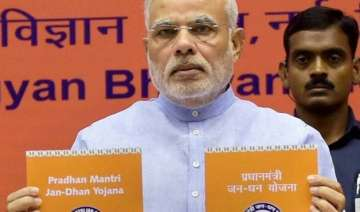 pm hints jan dhan account holders may get credit...