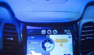 coming to a car near you auto technology at ces...