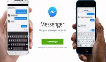 facebook messenger to give multiple account...