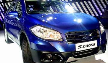 maruti suzuki launches premium cross over vehicle...