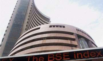sensex jumps 192 points to near one month high -...