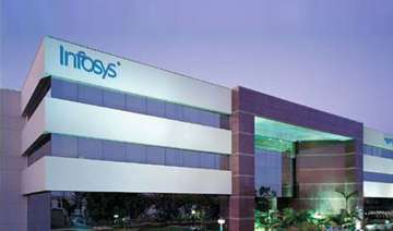 infosys q2 net up 9.8 pc to rs 3 398 cr - India TV
