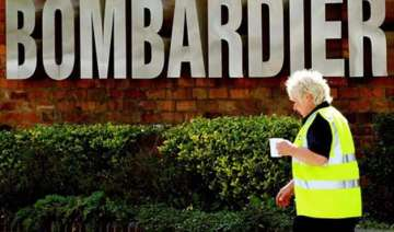 bombardier in plans to make india export hub for...