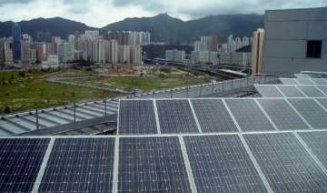 about 63 solar panel are imported from china says...