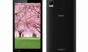 intex aqua hd 5.0 and aqua y2 smartphones now...
